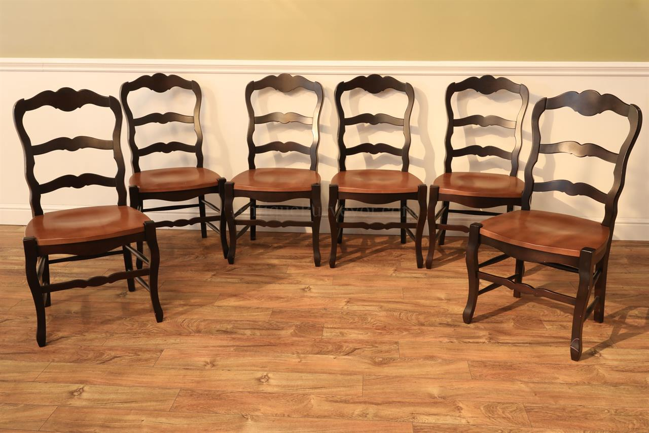 Country Kitchen Chairs 6 Used Very Strong And Quality Farmouse Or Country Chairs