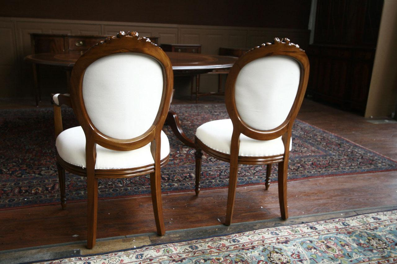 Chair Dining Mahogany Dining Room Chair Upholstered Dining Chair Ebay