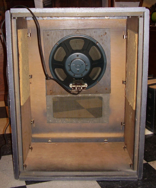 Hallicrafters Model R12 Console Speaker 1940