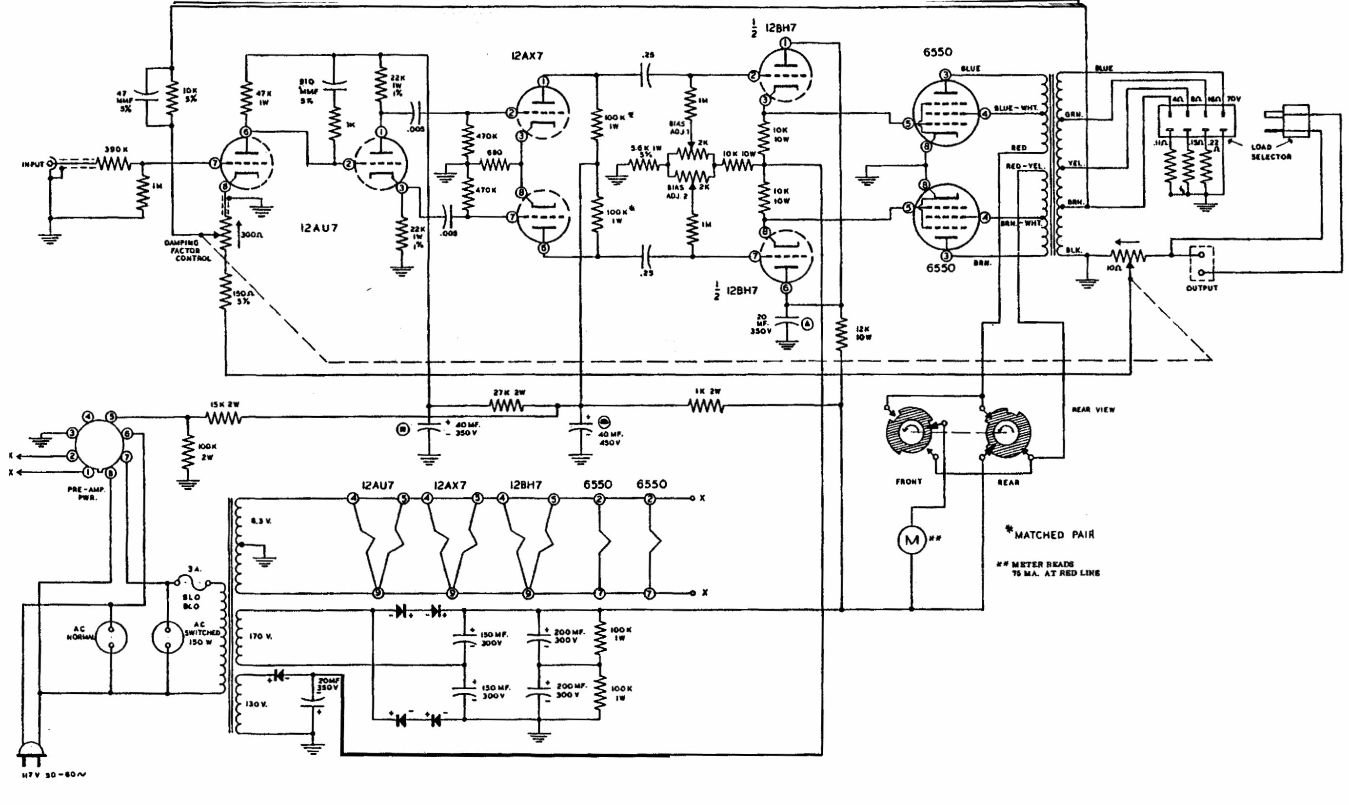 Heathkit Wiring Diagrams : 24 Wiring Diagram Images