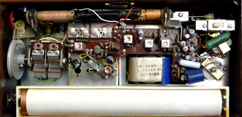 JVC Nivico TH2770Z Transistor Radio 1961