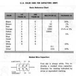 Bumble Bee Diagram Warn 8274 Solenoid Wiring Replacing Capacitors In Old Radios And Tvs