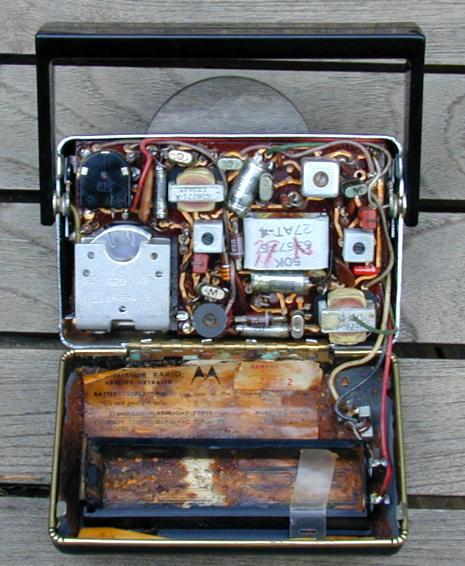 Transistor Radio Circuit