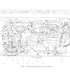 tesla model 308u talisman radio 1956 rh antiqueradio org dyna s ignition wiring schematic tesla coil [ 3319 x 2498 Pixel ]