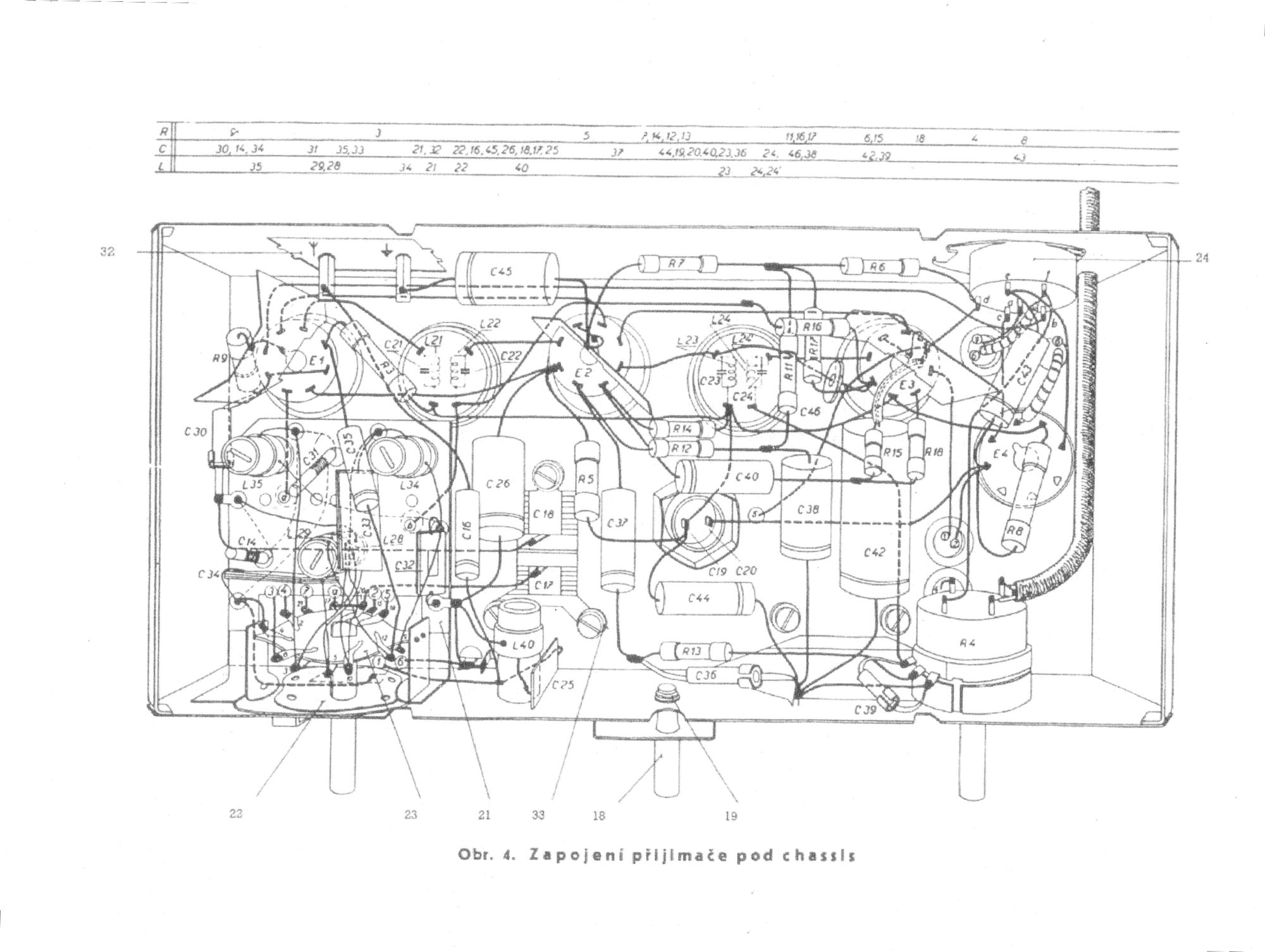 hight resolution of tesla model 308u talisman radio 1956 rh antiqueradio org dyna s ignition wiring schematic tesla coil