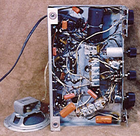 Hallicrafters Model S 38 Communications Receiver
