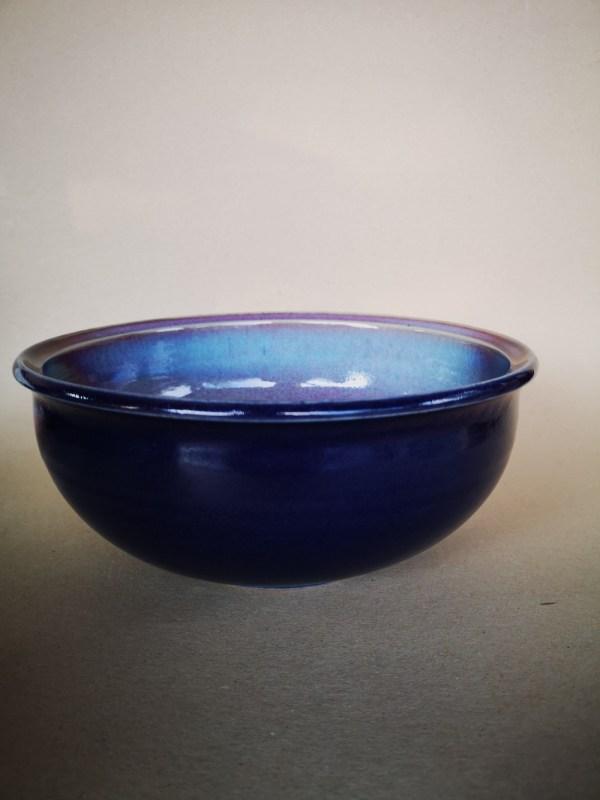 Janine Sigrist pottery bowl switzerland