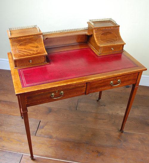 Antique Mahogany Writing Desk For Sale  Antiquescom
