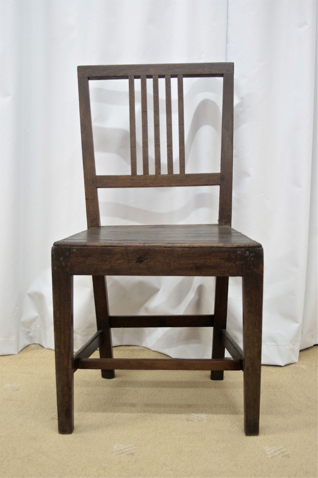Cheap Dining Chairs For Sale Jointed Oak Dining Chair For Sale Antiques Classifieds