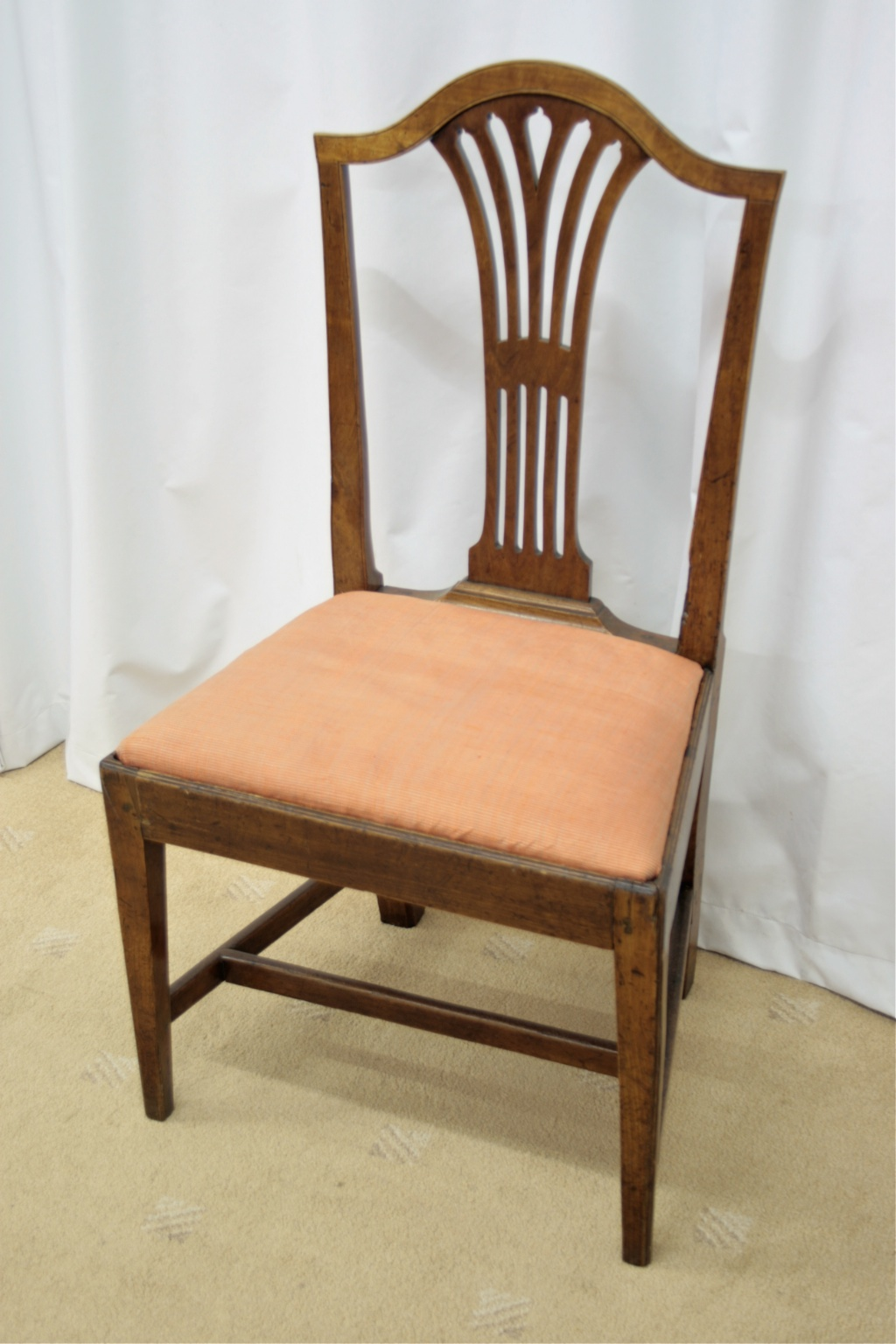 Cheap Dining Chairs For Sale Six Georgian Mahogany Dining Chairs For Sale Antiques