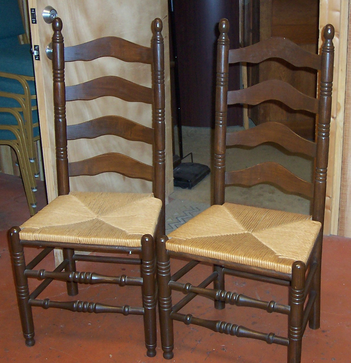 Chair Ladder Antique Ladder Back Chairs For Sale Antique Furniture