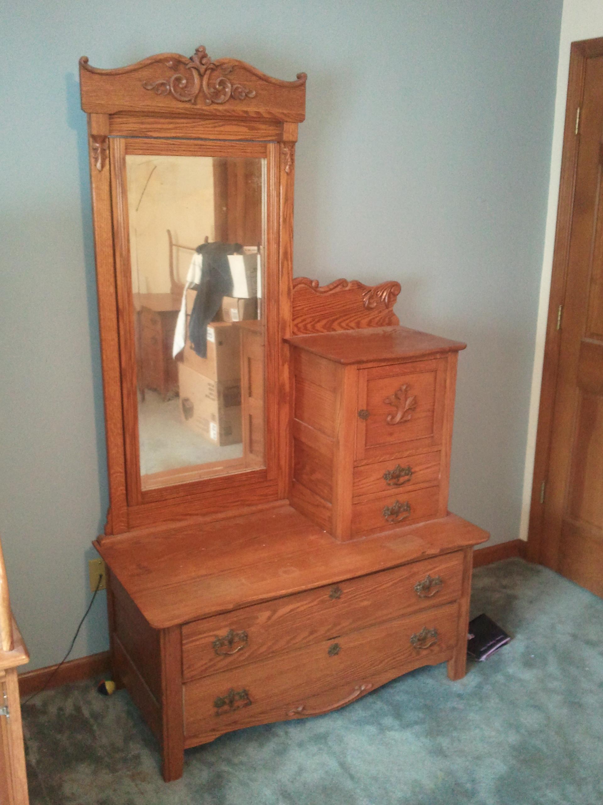 3 Piece Antique Bedroom Set For Sale Antiques