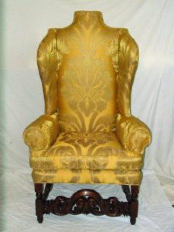 Custom Handmade Furniture - Chair Completed