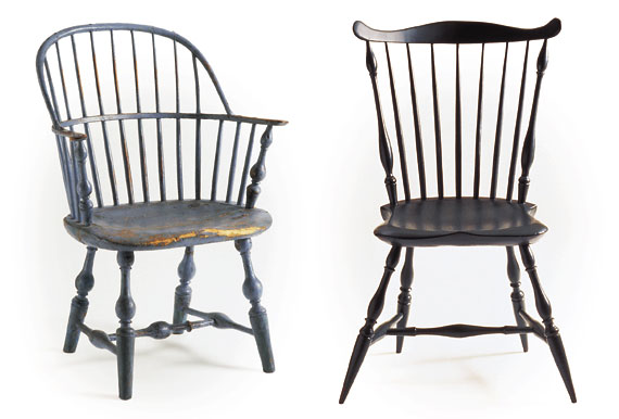 antique windsor chairs mossy oak camping chair a guide to eighteenth century by user from antiques fine art magazine
