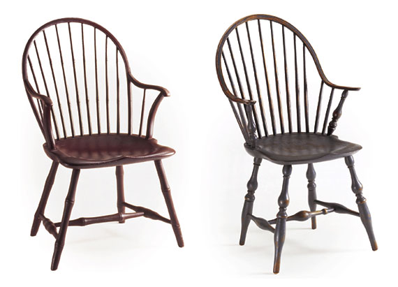 antique windsor chairs metal chair with wood seat a guide to eighteenth century by user from antiques fine art magazine