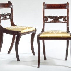 Duncan Phyfe Chairs Ab Lounge Chair Take Two Antiques And The Arts Weekly