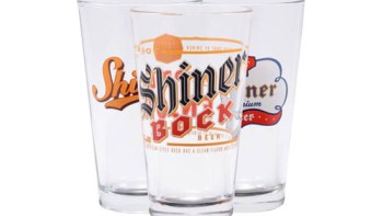 Permalink to: Buy A Shiner Pint Glass … Add The Beer For Only A BUCK!!!
