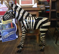 Permalink to: Zebras everywhere!