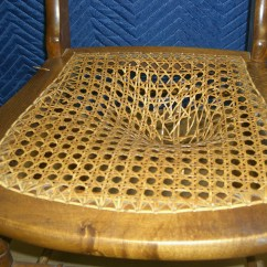 Repair Rattan Chair Seat Wine Barrel Adirondack Plans Weaving And Antiques By Futura