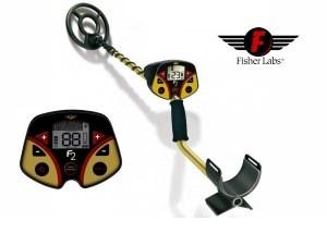 Fisher F2 Metal Detector