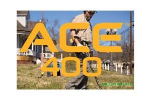 Garrett Introduces new ACE Metal Detector Series