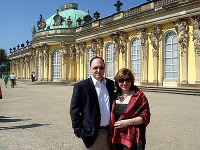 Antiques Diva and the Wine Guy