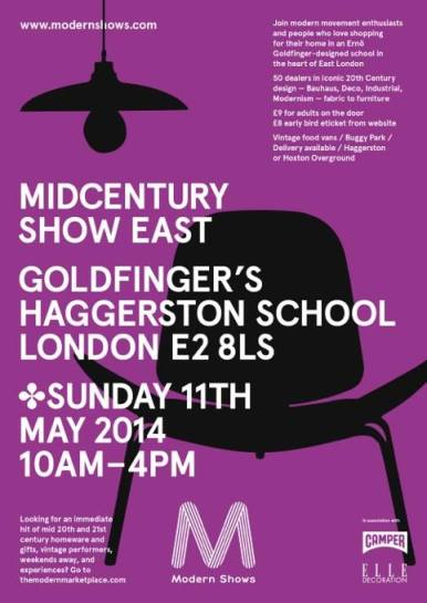 Goldfinger's Haggerston School