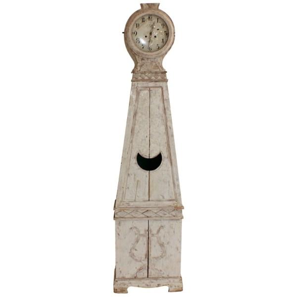 Antiques Diva, Daniel Larsson Interrior, Gustavian, Sourcing Antiques in Europe, Swedish Antiques, Swedish Décor, Antique Swedish Long Case Clock