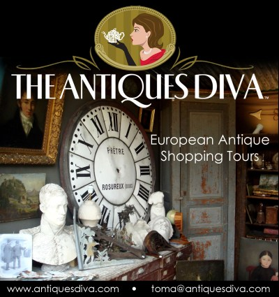 The Antiques Diva, Paris Tours, Maison Objet Group Tour, Sourcing Antiques in Belgium, Shipping Antiques from Europe