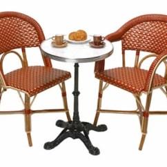 French Cafe Chairs Fatboy Bean Bag Chair The Antiques Divathe Diva Bistro Table Paris Rattan Les Deux Magots