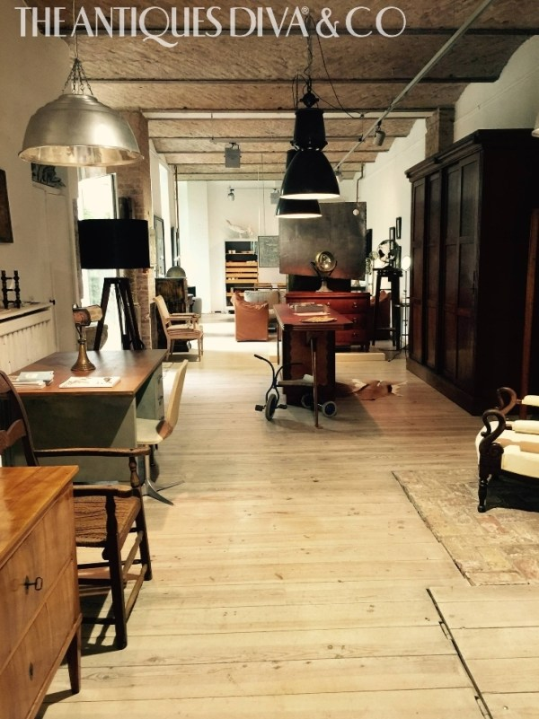 Felix Bachmann, Antique shops in Berlin, Buying antiques in Germany, The Antiques Diva,