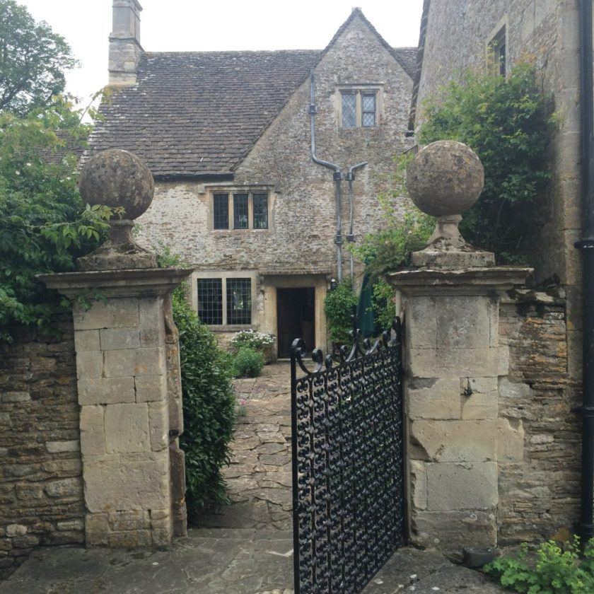 Garden Antiques in England-Gate
