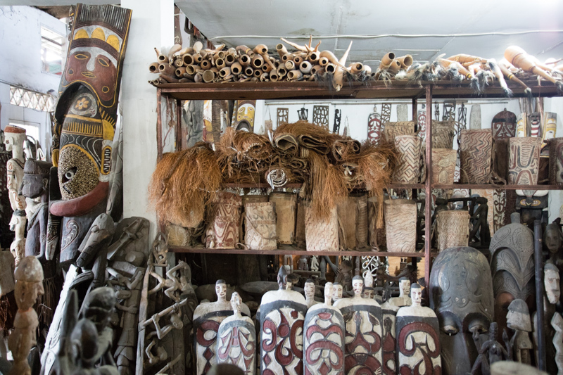 Traditional Indonesian Masks and Carvings: Indonesia Antique Buying Tours with The Antiques Diva & Co