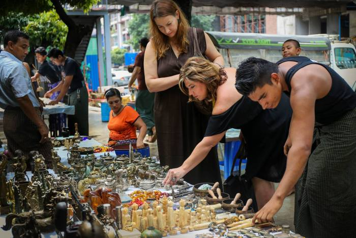How to bargain for antiques in Asia | Toma Clark Haines | The Antiques Diva
