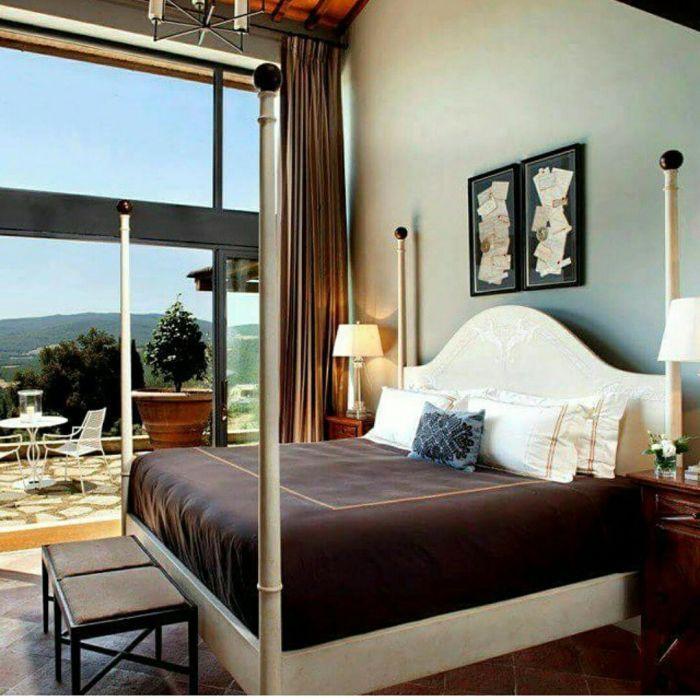 Porte Italia Interiors bed collection