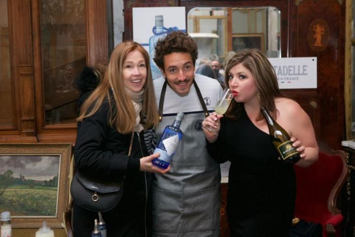 Sponsor Citagelle Gin | Antiques Diva Paris Flea Market Champagne Brunch
