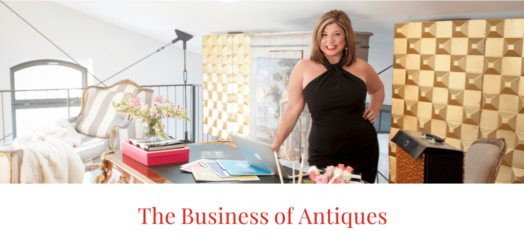 The Antiques Diva Antique Dealer Training & Mentorship Program: The Business of Antiques