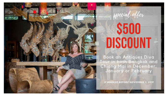 Special Offer on Asia Antique Tours