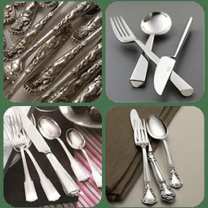 Gümüş Sofra Takımı