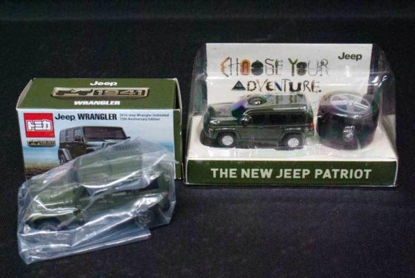 トミカ Jeep ジープラングラー