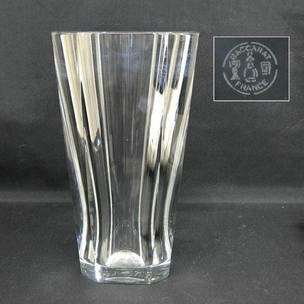Baccarat 花瓶 フラワーベース
