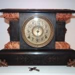 Genuine Seth Thomas Clock, Seth Thomas Clock CompanyPatented September 7 1880 Genuine Seth Thomas Clock have trade mark on both Dial and movement.