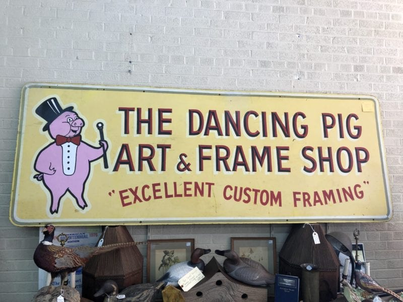 AE Collectible Signs