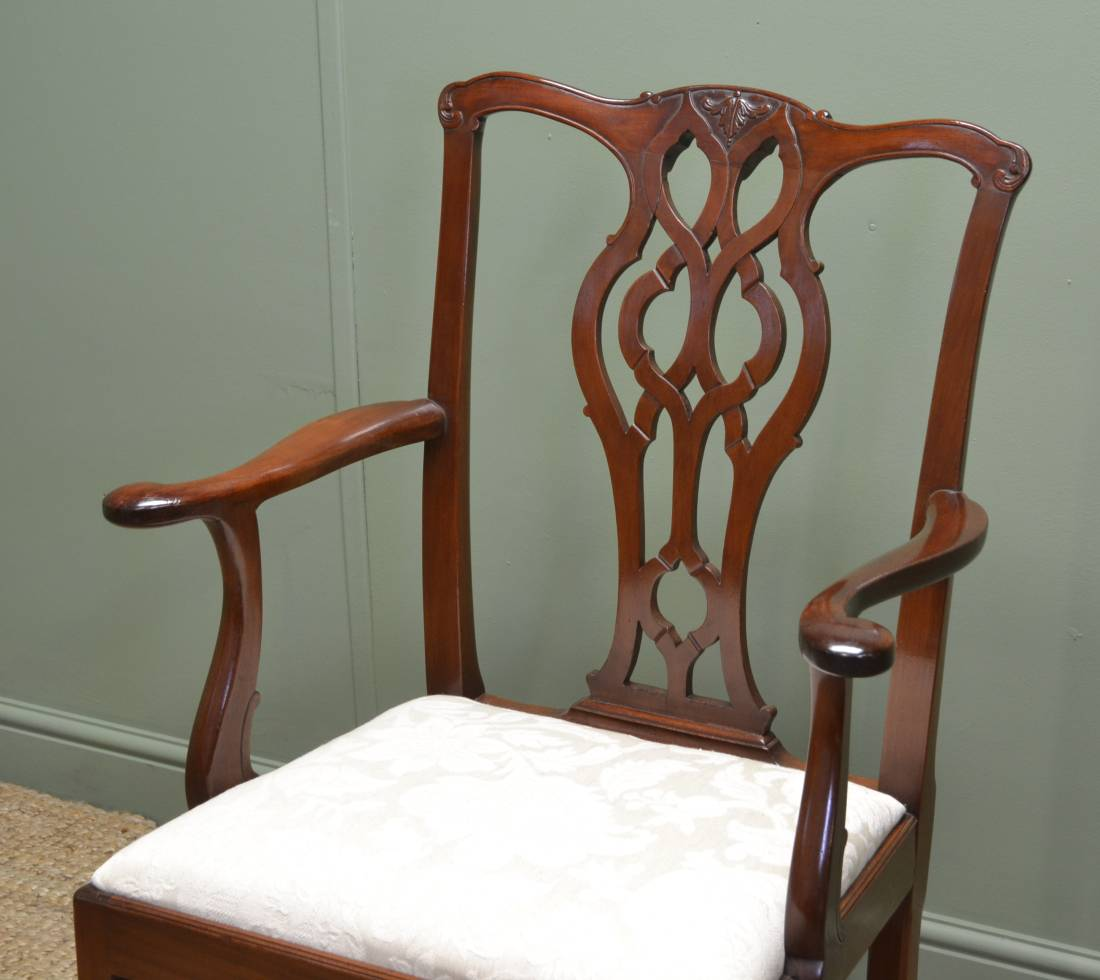 chinese chippendale chairs uk slip covered chair antique furniture antiques world