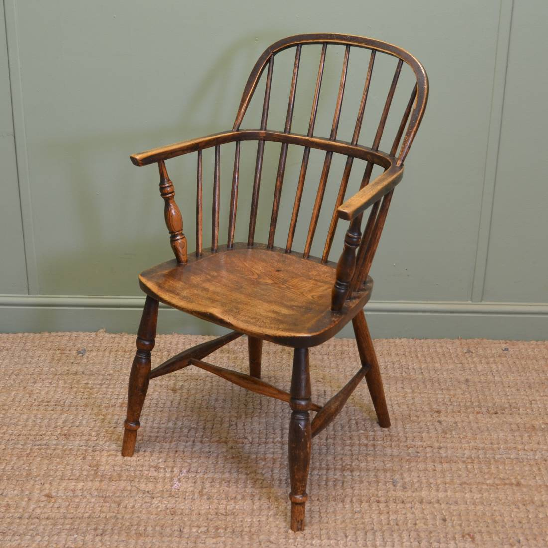 Oak Windsor Chairs Antique Windsor Chair Antiques World