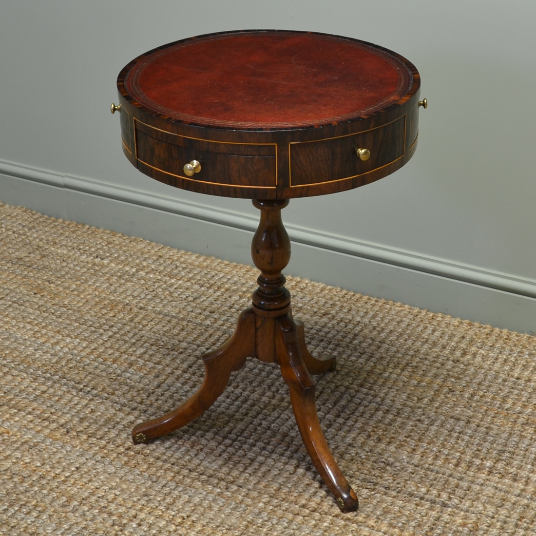 unusual chair company chichester kids desk and set victorian rosewood small antique drum occasional