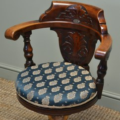 Unusual Chair Company Chichester Stackable Patio Chairs Home Depot Victorian Walnut Antique Swivelling Ships Desk