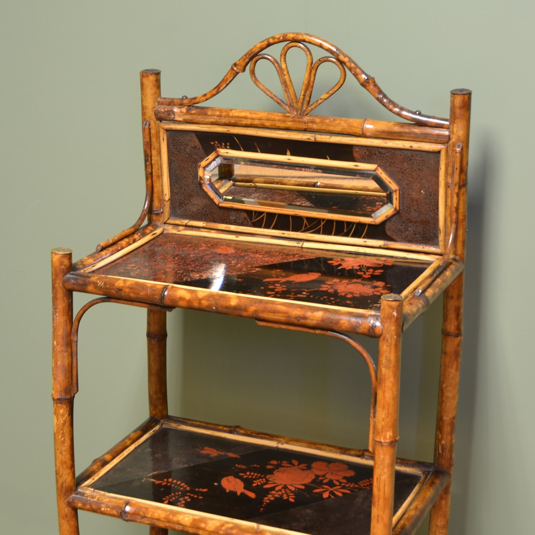 unusual chair company chichester theater room dimensions victorian antique decorative bamboo what not