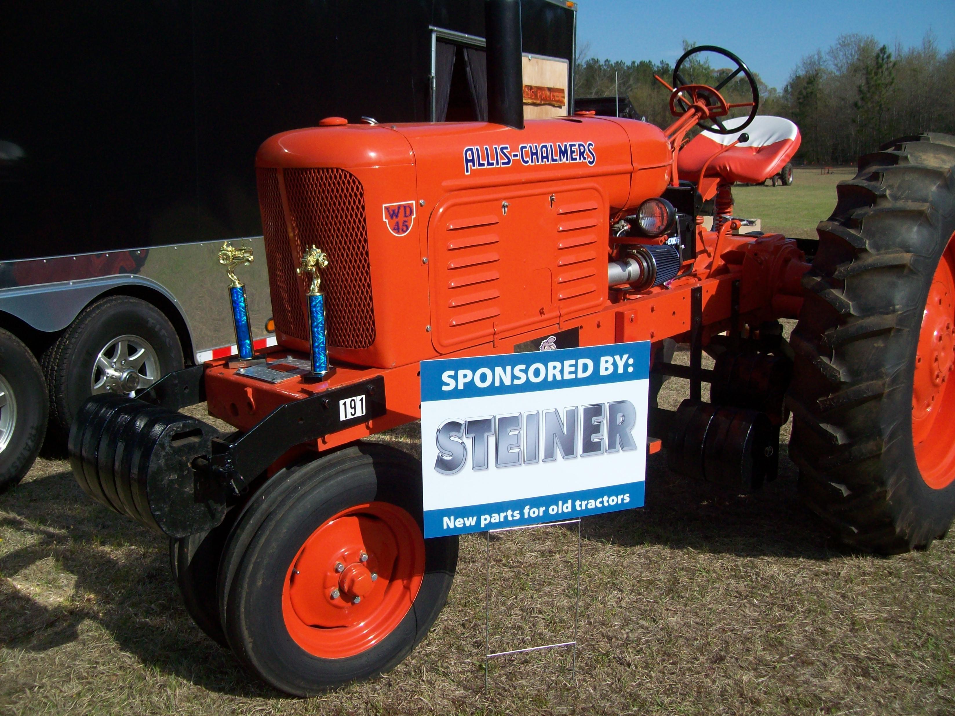 Tractor Pulling Parts : Tractor pulls st matthews antique