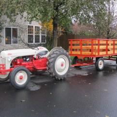 Ford 8n Tractor Wiring Diagram For Kohler Cv15s And Wagon Restoration  Antique Blog